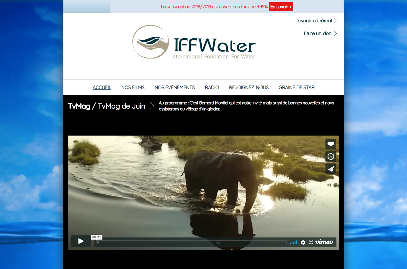 Iff Water
